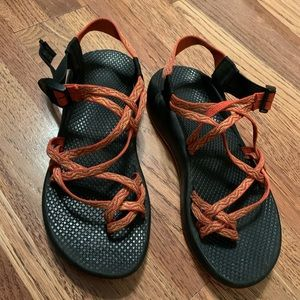 Women's double strap chacos